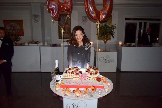 Il compleanno di Maria Anna: da 13 anni innamorata di D'Angelo!