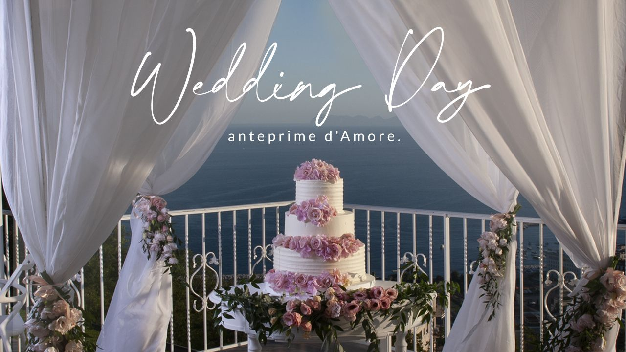 Wedding Day – anteprime d'Amore